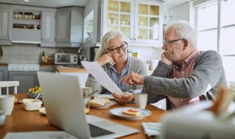 State pension forecast to increase by £300 a year after triple lock scap