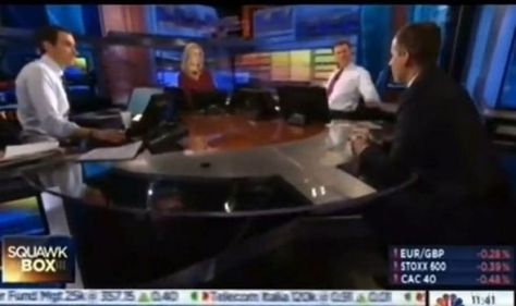 US news host baffled Ireland uses euro not pound in idiotic clip 'What about Scotland?!'