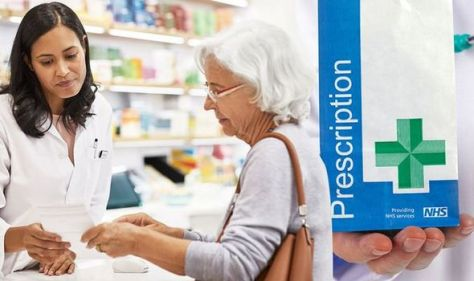 FURY as pensioners face losing free NHS prescriptions: 'Why always England?'