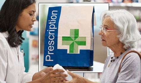 Government to scrap free NHS prescriptions for over 60s - Three things you MUST do now