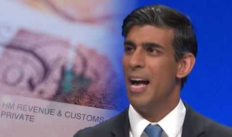 Rishi Sunak hints at tax rises as Britain recovers from pandemic - 'recovery costs!'