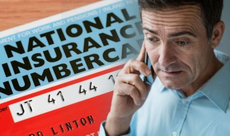 National Insurance number 'suspended' - Britons urged to watch out amid scam calls