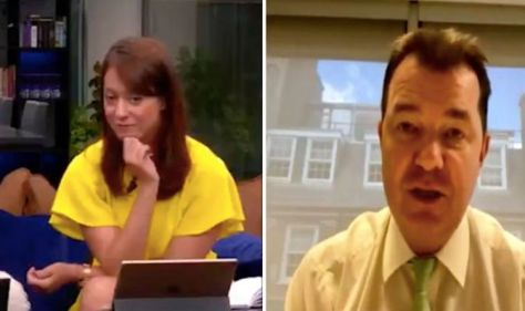 State pension: Gloria De Piero epic skewering of pensions minister on triple-lock increase