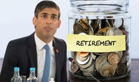 Pension: How Lifetime Allowance could impact you as Rishi Sunak plans raid on YOUR pension