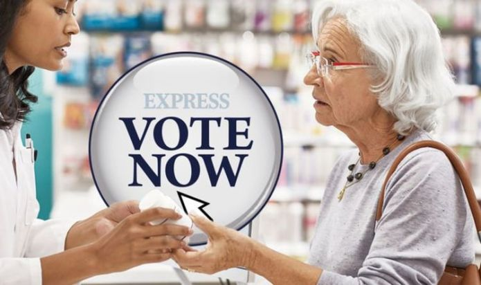 State pension POLL: Should the free NHS prescription age rise to 66? Vote now