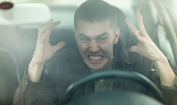 Street rage: Obtain penalty factors or fines for being aggressive this Christmas