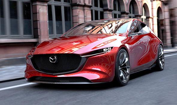 Mazda Kai Concept Car Revealed At Tokyo Motor Show 2017