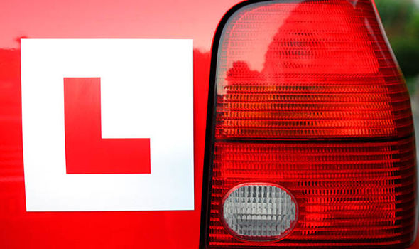 Driving test licence UK