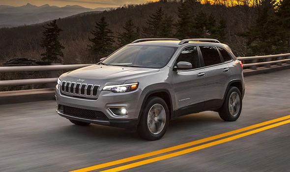 Jeep Cherokee Limited M-Jet