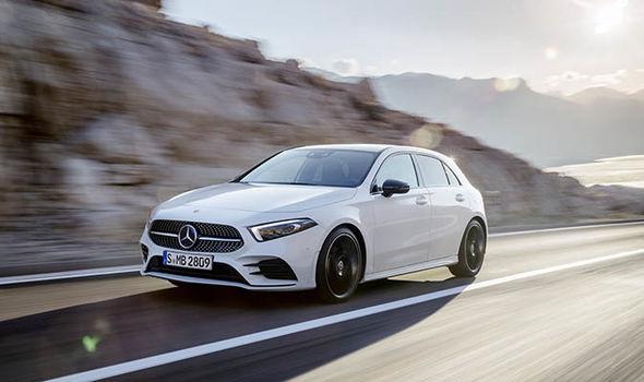 Mercedes A Class 2018