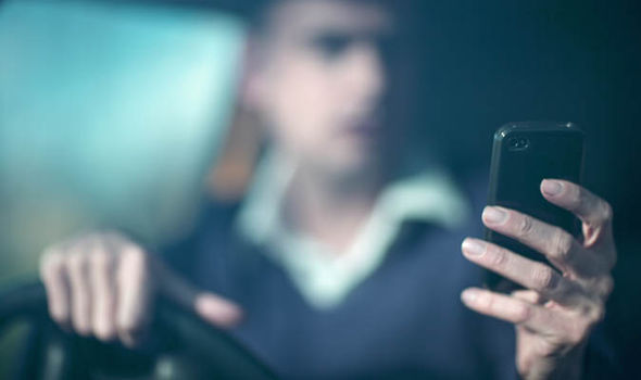 Mobile phone driving law CHANGES