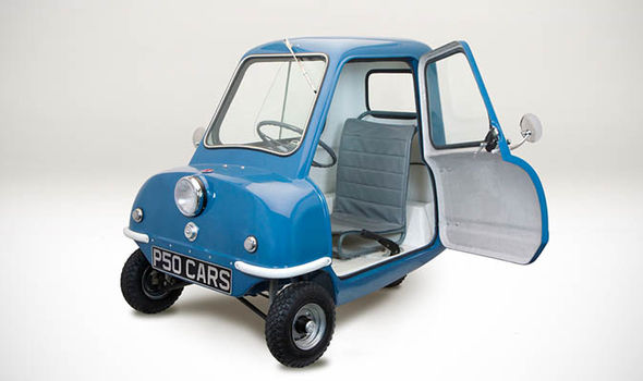 Peel P50 Now For Sale In The UK