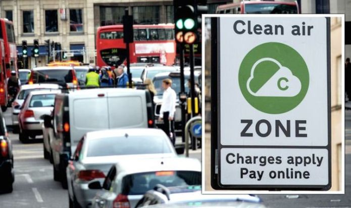 Car tax changes scrapped in major UK city after report highlights a 'marginal' benefit