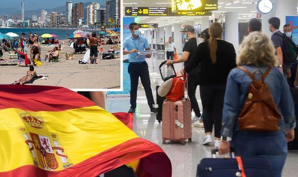 Spain quarantine rules backlash: 'Avoid Spain at all costs and watch their economy sink'