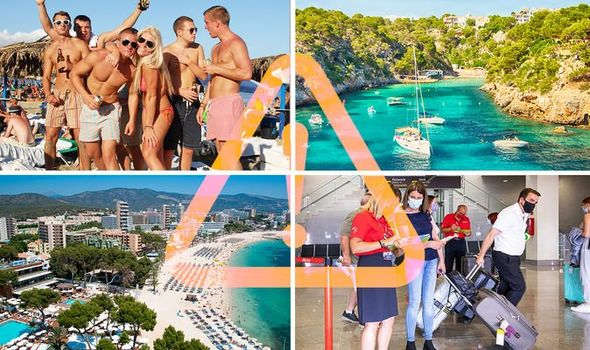 Ibiza, Majorca and Menorca 'going BACK on amber list' - New holiday panic