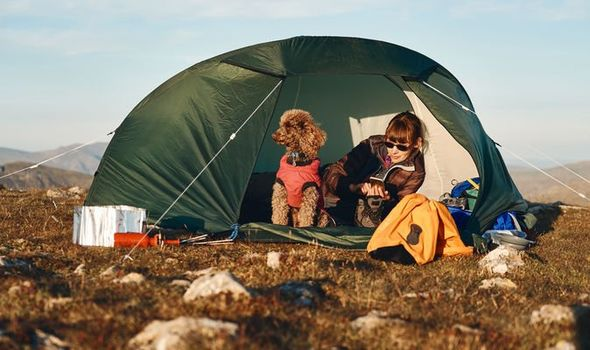 'Wild camping is illegal': Camper on how to do it without breaking the law - 'really nice'
