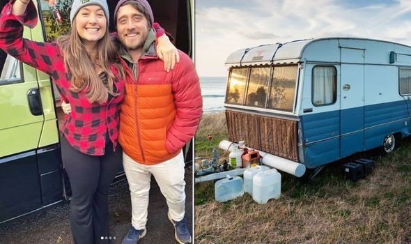 Don't buy a caravan or campervan without taking crucial advice first - 'test it'
