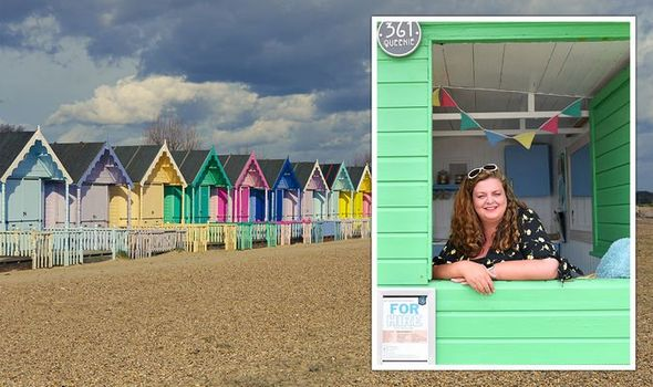 Family living in £500k beach hut share the most 'unpleasant' part - 'just horrendous'