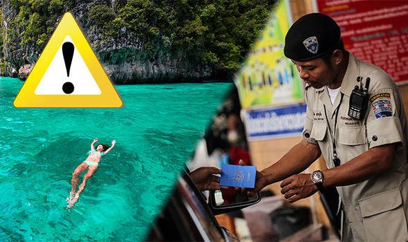 Thailand holidays travel insurance