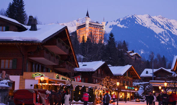 Glamour Of Gstaad Travel News Travel Express Co Uk