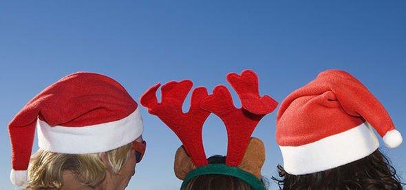 Christmas: Flight festive uniform ban