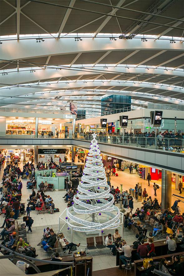 London Heathrow Airport Threatened With Christmas STRIKE