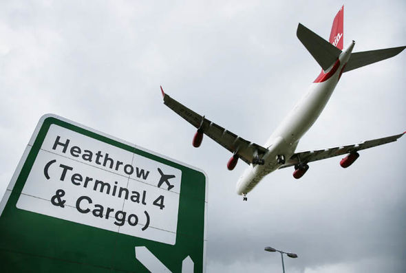 Heathrow is persistently complained about