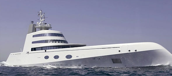 Lap Of Luxury 10 Mind Blowing Boats Only The Richest