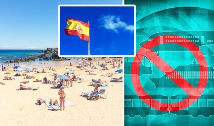 Spain holidays: Spain extends UK travel ban on Britons again - latest FCDO advice