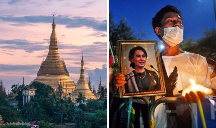 Myanmar latest: Is it safe to travel to Myanmar at the moment? Latest government advice