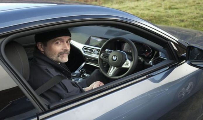 Sunday drives: Designer and TV host Patrick Grant shares his favourite driving routes