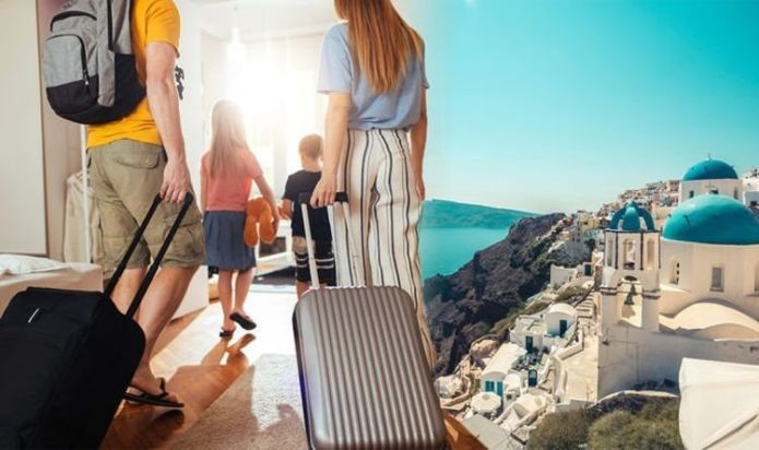 Greece holidays: Britons welcomed to 'book flights' in positive sign from tourism minster