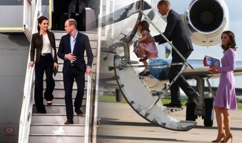 Kate Middleton must follow 'elevated' fashion rule when flying as a sign of 'respect'