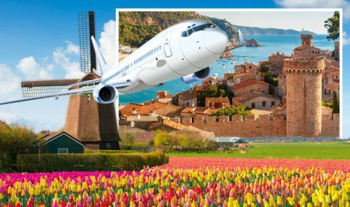 Holidays: Full list of countries giving UK travellers the green light to return