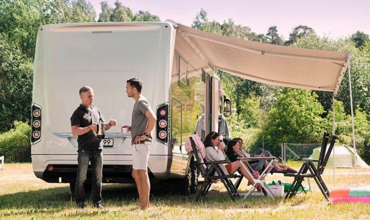 Caravan & camping holidays: Britain's most popular caravan parks unveiled as bookings soar