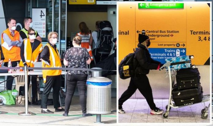 Holidays are BACK! EU confirms 'digital green pass' that will allow Brits to travel