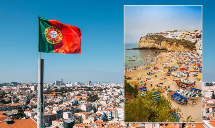 Portugal to welcome back British holidaymakers from May 17 with or without vaccinations