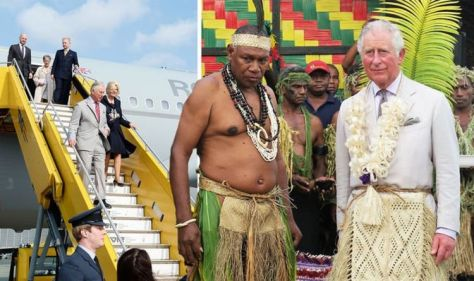 Prince Charles 'effectively' King when he travels while Prince Philip is a 'divine being'