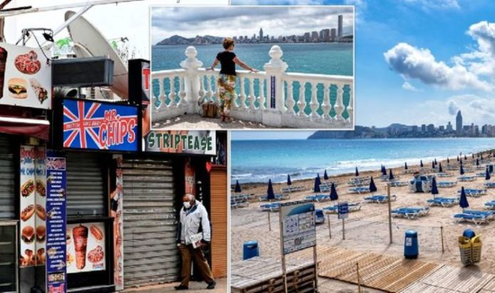 Benidorm expat shares why she 'loves' living in resort despite its 'flaws'