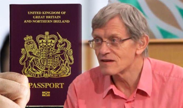 Simon Calder: 'Complicated' Brexit passport rules for Europe travel - 'for goodness sake'