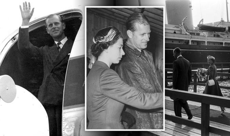 Prince Philip broke major royal travel milestone during Arctic expedition