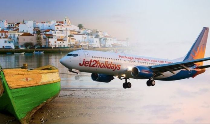 Jet2 boosts Portugal holidays to Algarve and Madeira amid 'significant' surge in 'demand'