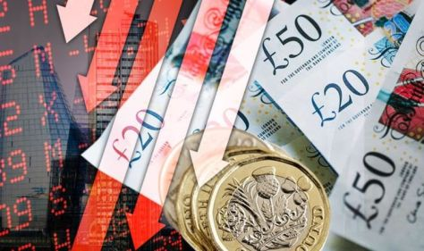 Pound to euro exchange rate: Sterling drops again today after two month 'lows' last week
