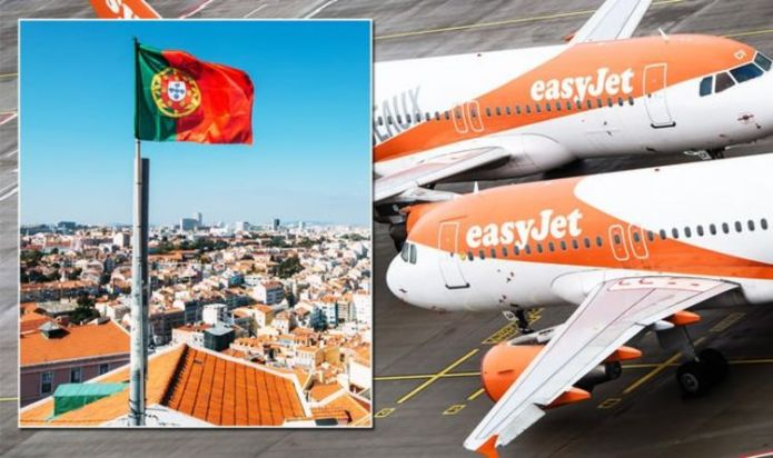 'It simply isn't justified' EasyJet furious at 'huge blow' on Portugal as airports enraged