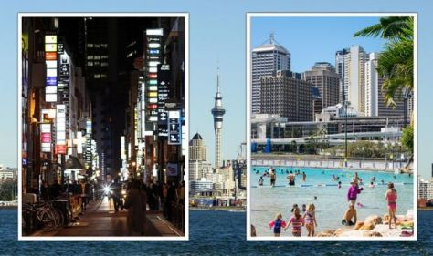 Best cities in the world to live in right now - liveability ranked