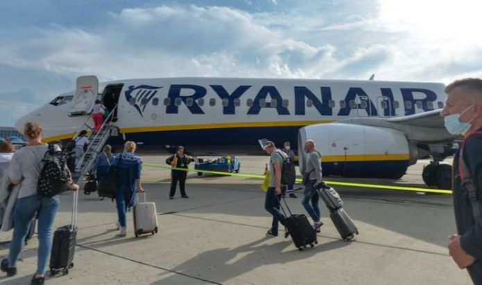 Ryanair sues Government over traffic light system - 'the UK will be embarrassed'