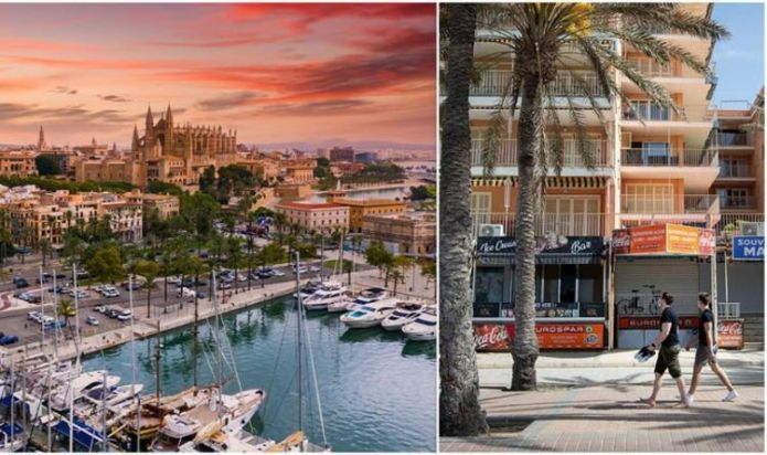 Spain holidays: 'Immense void' without Britons - Majorca hotels 'paralysed' by amber list