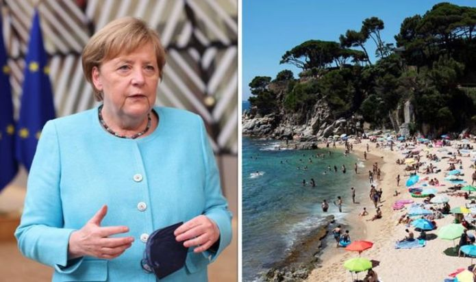Spain 'can't wait to see Brits' after Balearics on green list - but EU poised to block UK