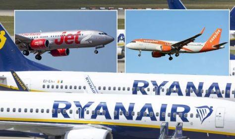 Flights: Jet2, easyJet, TUI, Ryanair and BA travel updates following green list boost