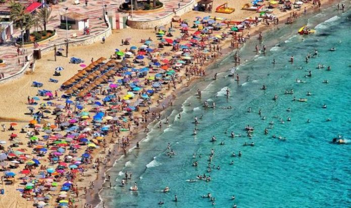 Spain in crackdown on British tourists: Balearics to demand 'gold standard' Covid tests